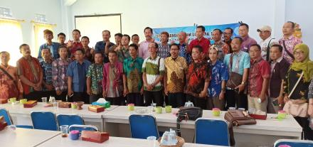 Kembangkan BUMDes, Dinas PMD Kabupaten Lamongan Ajak Seluruh BUMDesa Studi Banding di Desa Tajun