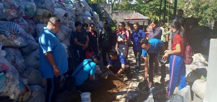 Pendampingan Penumbuhan Rumah Pangan Lestari (PRPL): Tajun Peroleh Bantuan 2580 Bibit