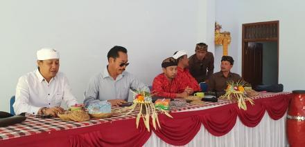 Pemerintah Desa Tampak Siring Belajar Tata Kelola BUMDes di Desa Tajun