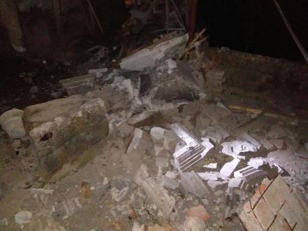Akibat Gempa Lombok, Pelinggih dan Bangunan Warga di Tajun Alami Kerusakan