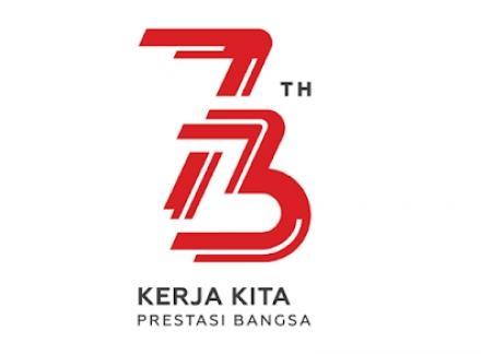 Dirgahayu Republik Indonesia: Kerja Kita Prestasi Bangsa