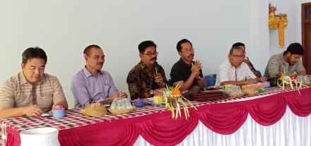 Studi Lapangan Aparatur Pemerintahan Desa se-Kecamatan Kuripan di BUMDesa Tajun