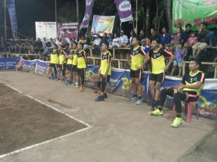 Tundukkan Tim Kuat Buleleng, Himappta Lolos Babak 8 Besar Volbi Cup III