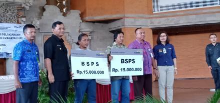Serah Terima BSPS, Wabup: RTLH di Buleleng Dicanangkan Tuntas Tiga Tahun ke Depan