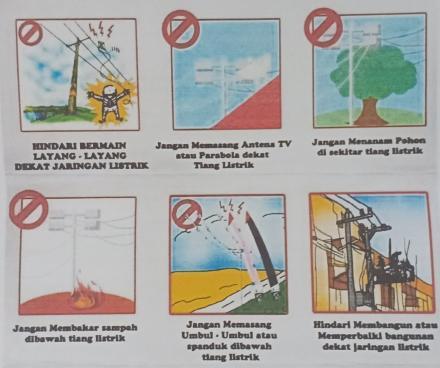 Himbauan Keselamatan Ketenagalistrikan, Ini yang Harus Dilakukan