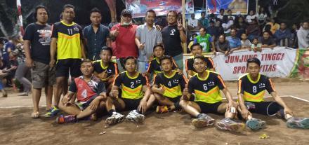 Himappta vs Buana Sakti: Pertegas Juara Grup
