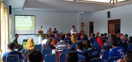 Ingin Bangun BUMDes, Aparatur Desa se-Kecamatan Karanggede Boyolali Belajar di Desa Tajun