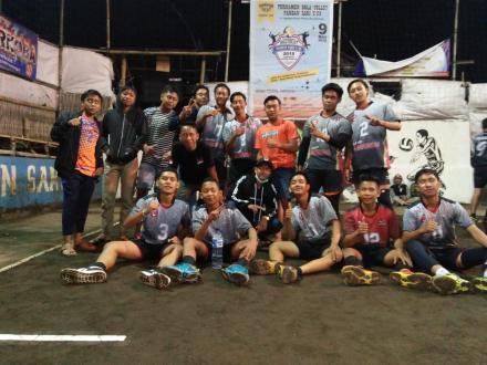 Kalahkah Tuan Rumah, Himappta Junior Tembus Semifinal