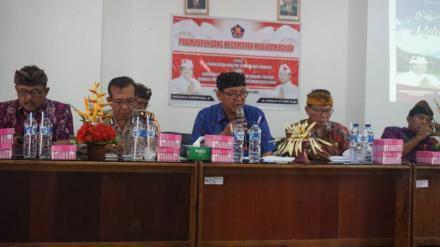 Pramusrenbang Kecamatan Kubutambahan Tahun 2019: Desa Tajun Ajukan 12 Usulan