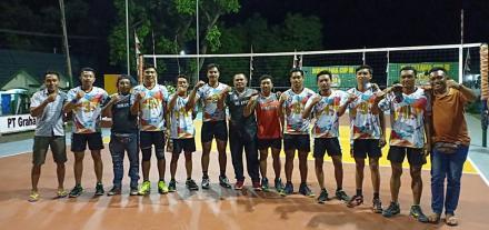 Himappta vs Porprov Voli Pantai Buleleng, Persiapan Ikuti Buana Sakti Cup II