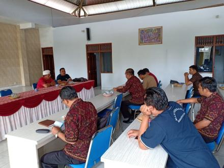 Monitoring dan Evaluasi Program PAMSIMAS