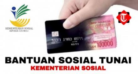 103 KPM Terima Bantuan Sosial Tunai (BST) Kemensos Hari Ini