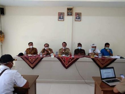 Pengembangan Infrastruktur Sosial Ekonomi Wilayah Kecamatan Kubutambahan