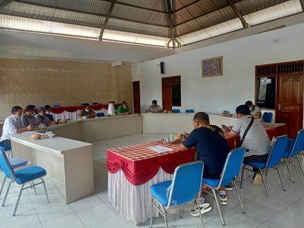 TIM Relawan SDGs ikuti Pelatihan Tata Cara Menggunakan Aplikasi SDGs untuk Pokja Pendataan Desa