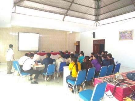 Relawan SDGs Desa ikuti Bimtek Pendataan