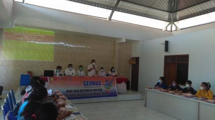 Desa Tajun Melaksanakan Refresh dan Pelatihan Kader Posyandu.